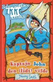 kaptajn john den (lidt) vilde - bog
