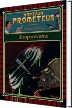 kaptajn prometeus - kropsrøverne - bog