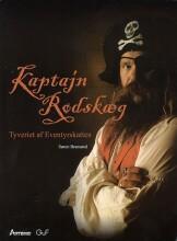 kaptajn rødskæg - bog
