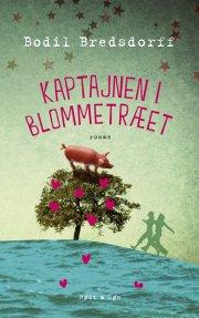 kaptajnen i blommetræet - bog