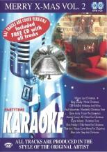 karaoke julesange - merry x-mas vol. 2 - DVD