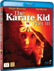 the karate kid 3 - Blu-Ray