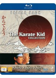 karate kid boks - karate kid 1-3 - Blu-Ray
