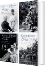 karen blixen i afrika - bog