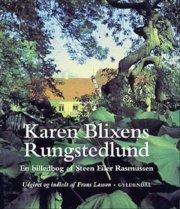 karen blixens rungstedlund - bog