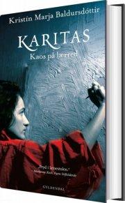 karitas. kaos på lærred - bog