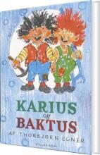 karius og baktus - bog