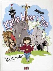 karla bliver i zoo - bog