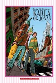 karla og jonas - bog