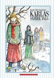 karlas svære valg - bog