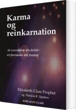 karma og reinkarnation - bog