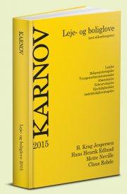 karnov leje- og boliglove 2015 - bog