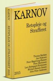 karnov retspleje & strafferet 2015 - bog