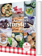 karolines største hits - bog