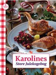karolines store julekogebog - bog