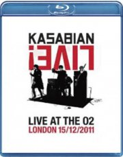 kasabian live! live at the o2 - Blu-Ray