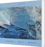 kassoq - blå is - bog