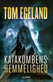 katakombens hemmelighed - bog