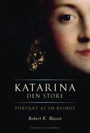 katarina den store - bog
