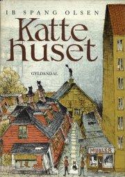kattehuset - bog