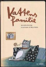 kattens familie - bog