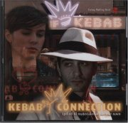 kebab-connection, lyd-cd - bog
