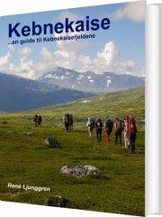 kebnekaise - en fjeldguide - bog