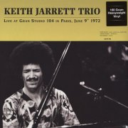 keith jarrett trio - live at gran studio 104 in paris june 9th 1972 - Vinyl / LP