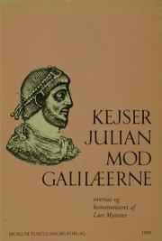 kejser julian mod galilæerne - bog
