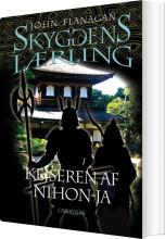 skyggens lærling 10 - kejseren af nihon-ja - bog
