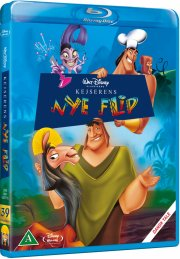 kejserens nye flip / the emperor's new groove - disney - Blu-Ray