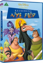 kejserens nye flip / the emperor's new groove - disney - DVD
