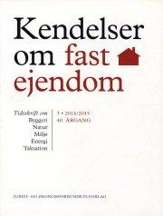 kendelser om fast ejendom 2014/3 - bog