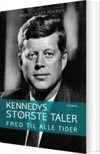 kennedys største taler - bog