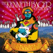 kenneth bager - fragments from a space cadet 2 - cd