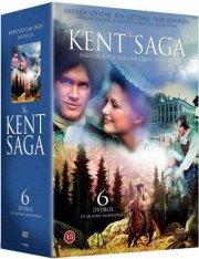 kent the saga - den komplette serie - DVD