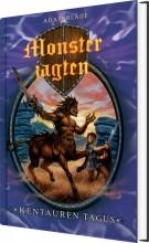 monsterjagten 4 - kentauren tagus - bog