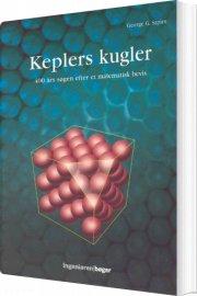 keplers kugler - bog