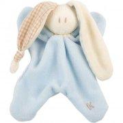 keptin-jr sutteklud / nusseklud - kanin - blå - Babylegetøj