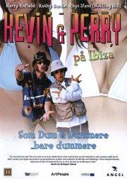 kevin & perry: på ibiza - DVD