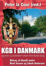 kgb i danmark - bog