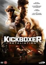 kickboxer - retaliation - DVD