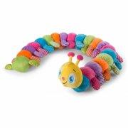kiddy larve plys bamse 138 cm. - Babylegetøj