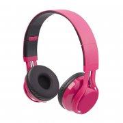 kidsafe trådløs bluetooth høretelefoner i pink - Tv Og Lyd