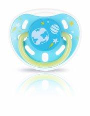 sut - kidsme - selvlysende/blå - medium - Babyudstyr
