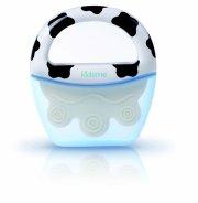 kidsme bidering til baby / baby bidering med vand - icy moo moo - Babylegetøj
