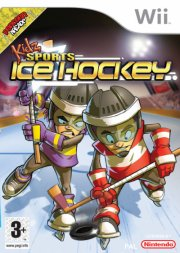 kidz sports ice hockey - wii