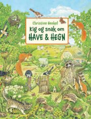 kig og snak om have og hegn - bog