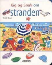 kig og snak om stranden - bog