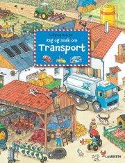 kig og snak om transport - bog